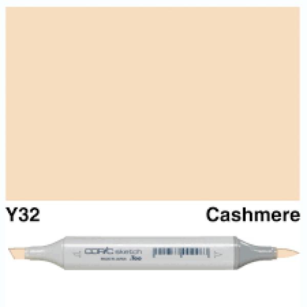 Alkohola bāzes marķieris Copic Sketch- Y32