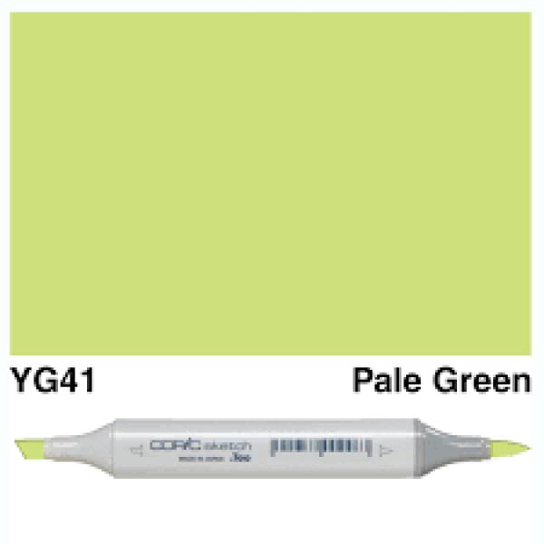 Alkohola bāzes marķieris Copic Sketch- YG41