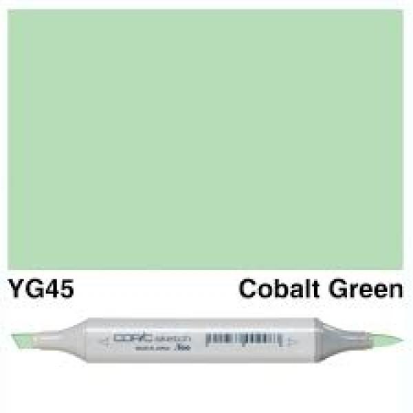 Alkohola bāzes marķieris Copic Sketch- YG45