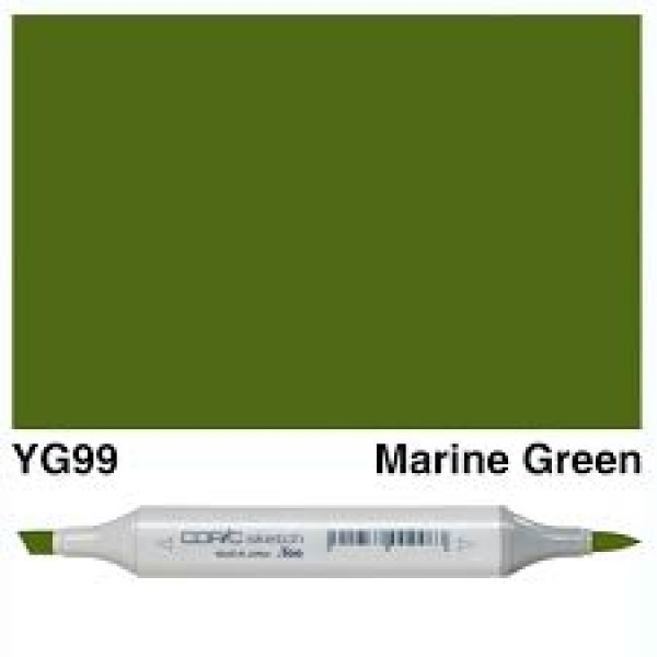 Alkohola bāzes marķieris Copic Sketch- YG99