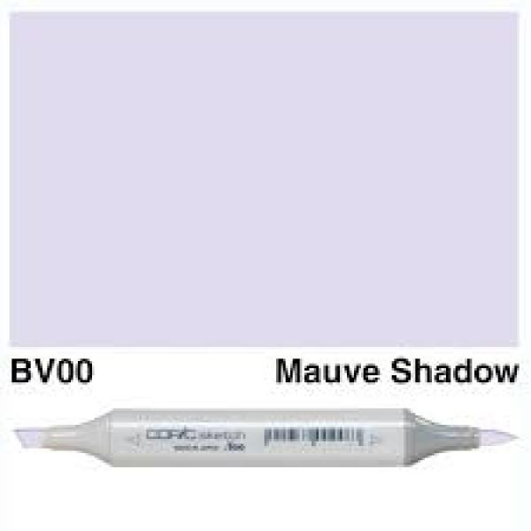 Alkohola bāzes marķieris Copic Sketch- BV00
