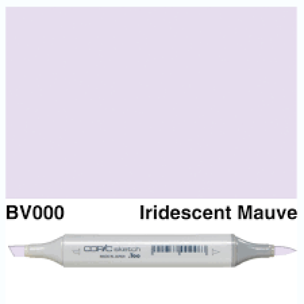 Alkohola bāzes marķieris Copic Sketch- BV000