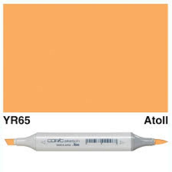 Alkohola bāzes marķieris Copic Sketch- YR65