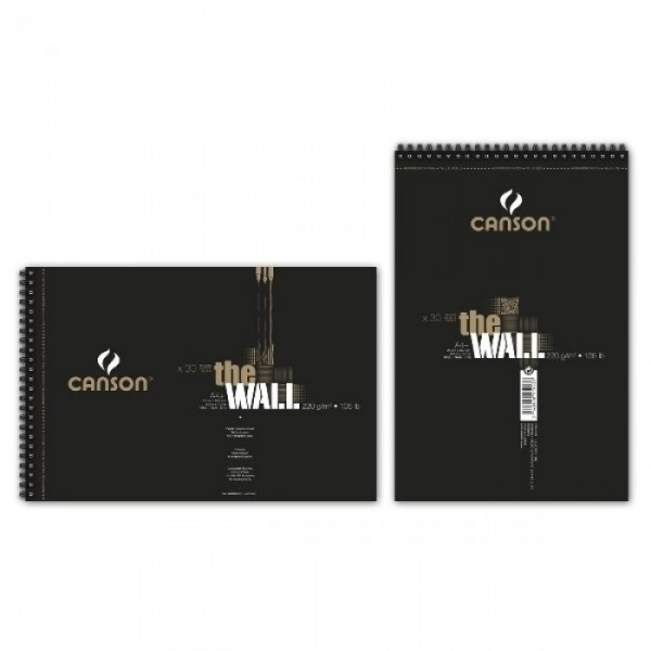 Albums Canson ''The Wall'' A3