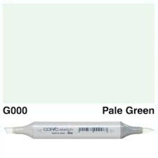 Alkohola bāzes marķieris Copic Sketch- G000