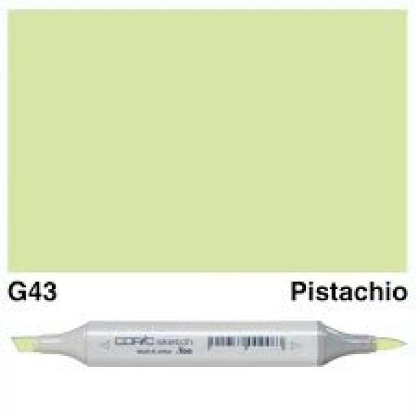 Alkohola bāzes marķieris Copic Sketch- G43