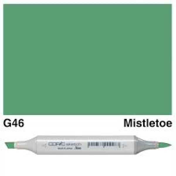 Alkohola bāzes marķieris Copic Sketch- G46