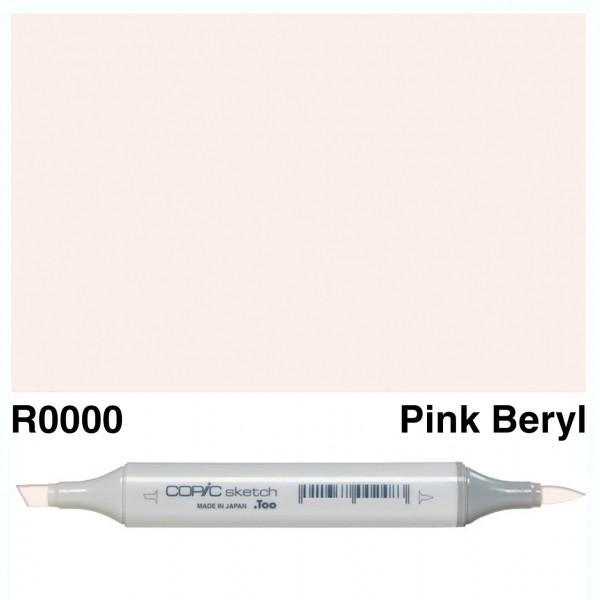 Alkohola bāzes marķieris Copic Sketch- R0000