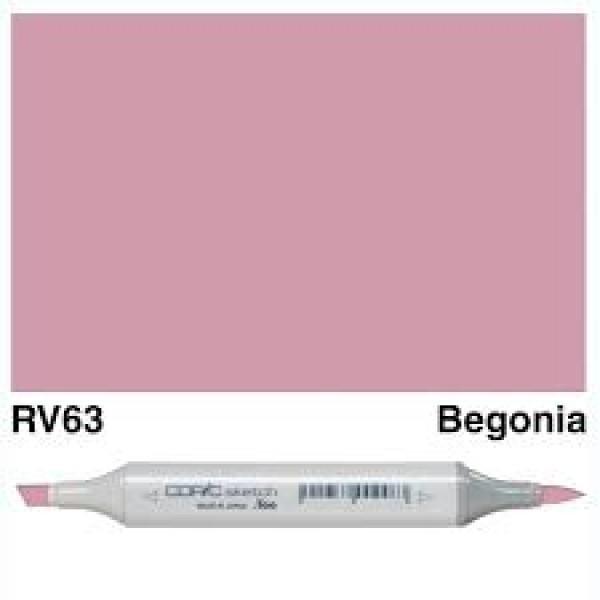 Alkohola bāzes marķieris Copic Sketch- RV63