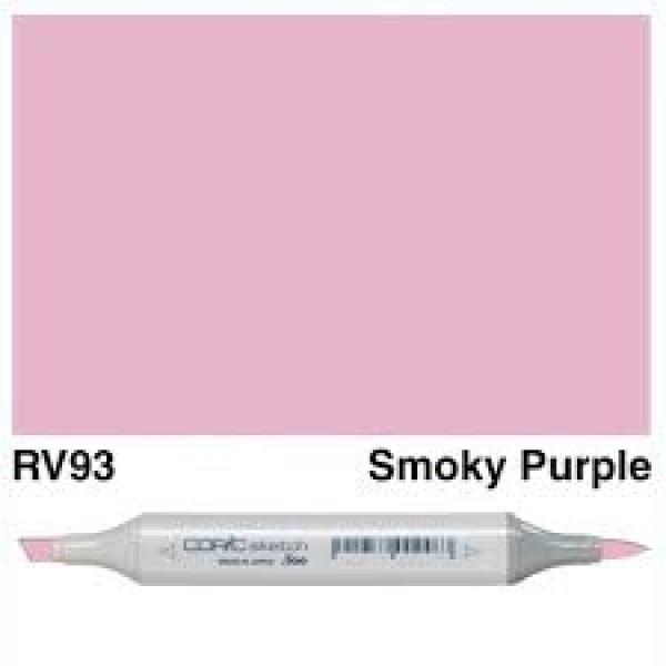 Alkohola bāzes marķieris Copic Sketch- RV93