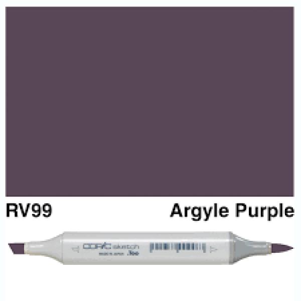 Alkohola bāzes marķieris Copic Sketch- RV99