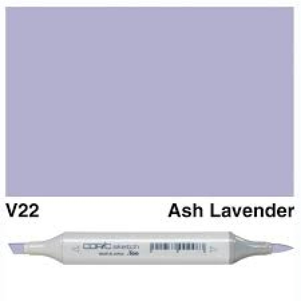 Alkohola bāzes marķieris Copic Sketch- V22