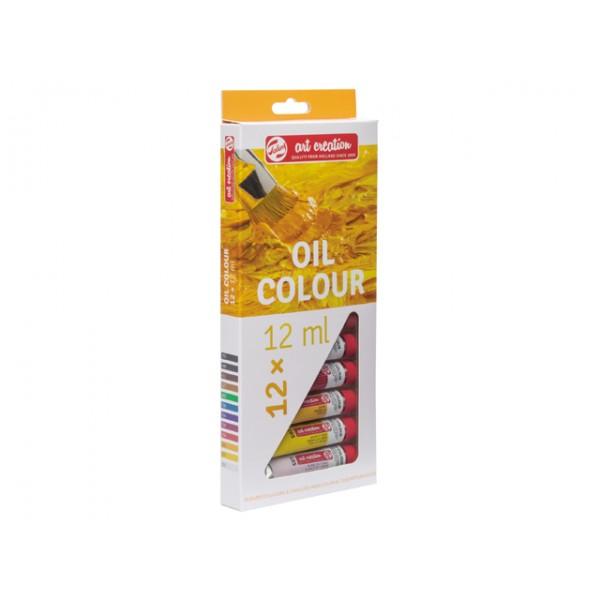 Art Creation Eļļas krāsu komplekts 12x12ml