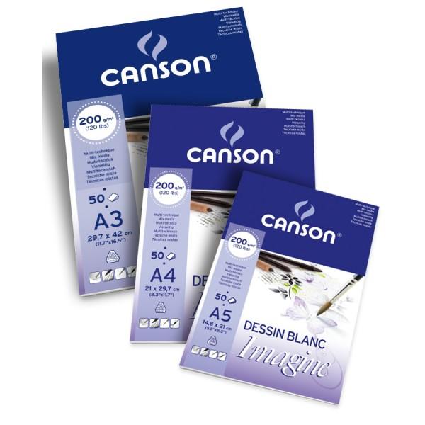 Canson - ''Imagine'', A4