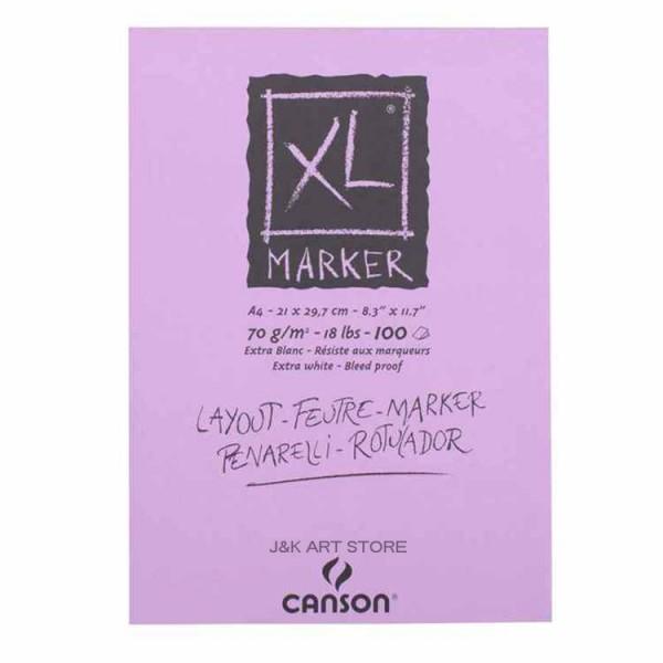Zīmešanas bloks Canson XL ''Marker'', A3
