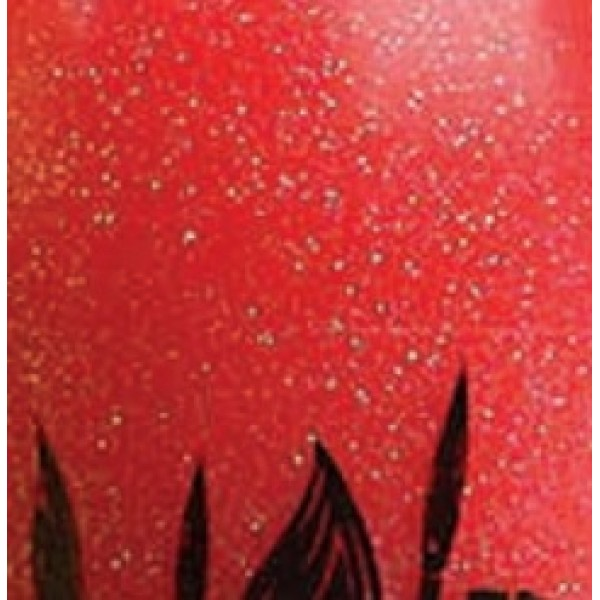 Guaša Brianclegg 300ml, mirdzoša sarkana