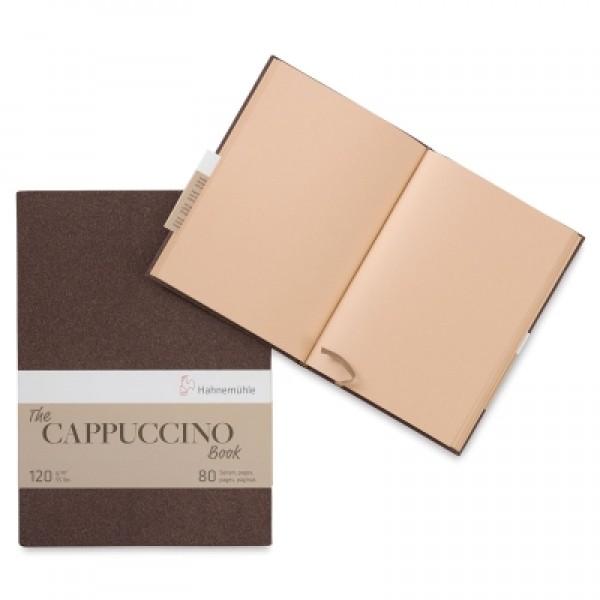 The Cappuccino skiču bloks cietos vākos A5; 120gr 80 lapas