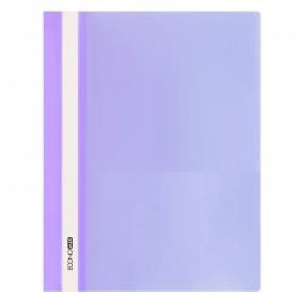 Mape ātršuvējs ECONOmix A4 formāts, violeta