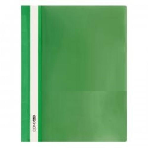 Mape ātršuvējs ECONOmix A4 formāts, zaļa