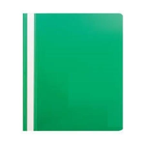 Mape ātršuvējs ELLER A4 formāts, zaļa