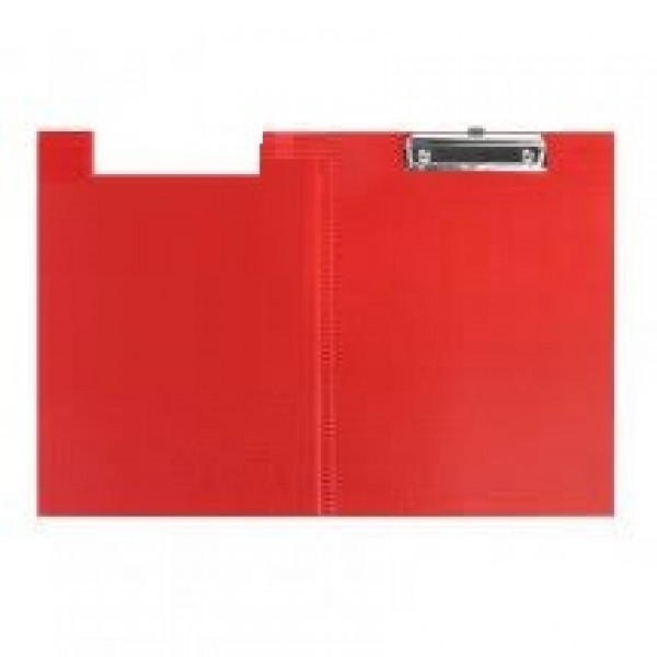 Mape planšete FORPUS ar vāku A4 formāts, sarkana