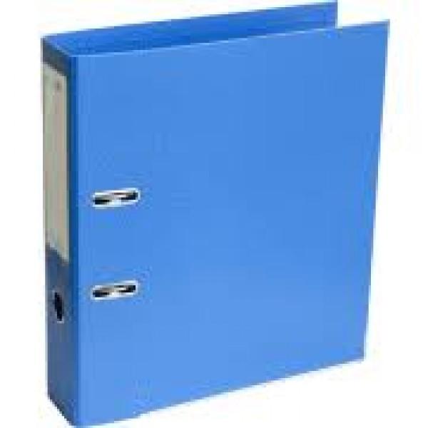 Mape reģistrs ELLER A4 formāts, 50 mm, gaiši zils