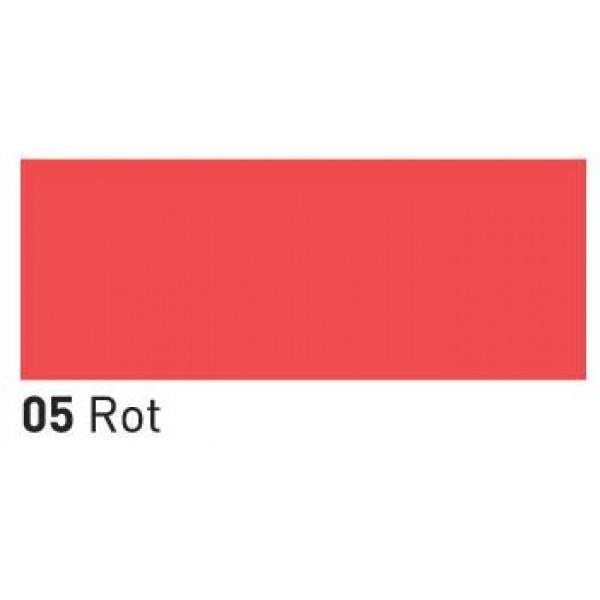 Pirkstiņkrāsa MUCKI 150ml, sarkana