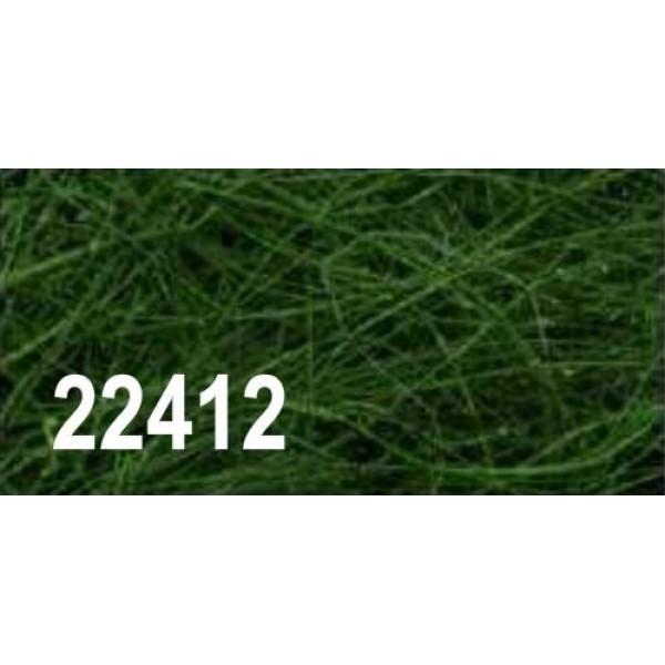 Sizala šķiedras 30g, tumši zaļas