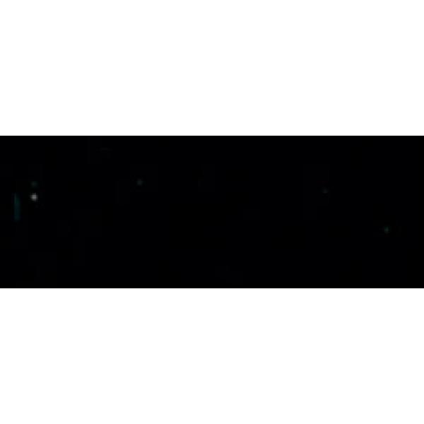 Stikla plēvīšu krāsa Mucki, melna kontūra 30