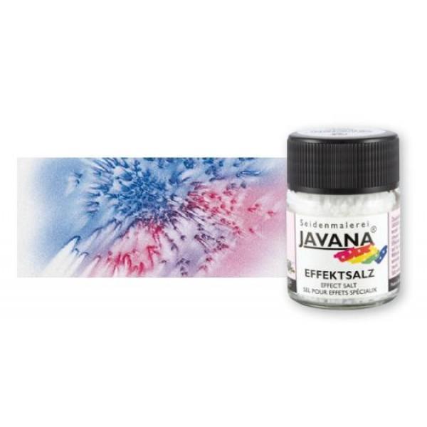 Efekta sāls zīda krāsām JAVANA, 50ml